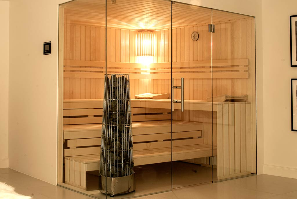 Sauna - Design - Hersteller - Saunabau - B&R Saunabau