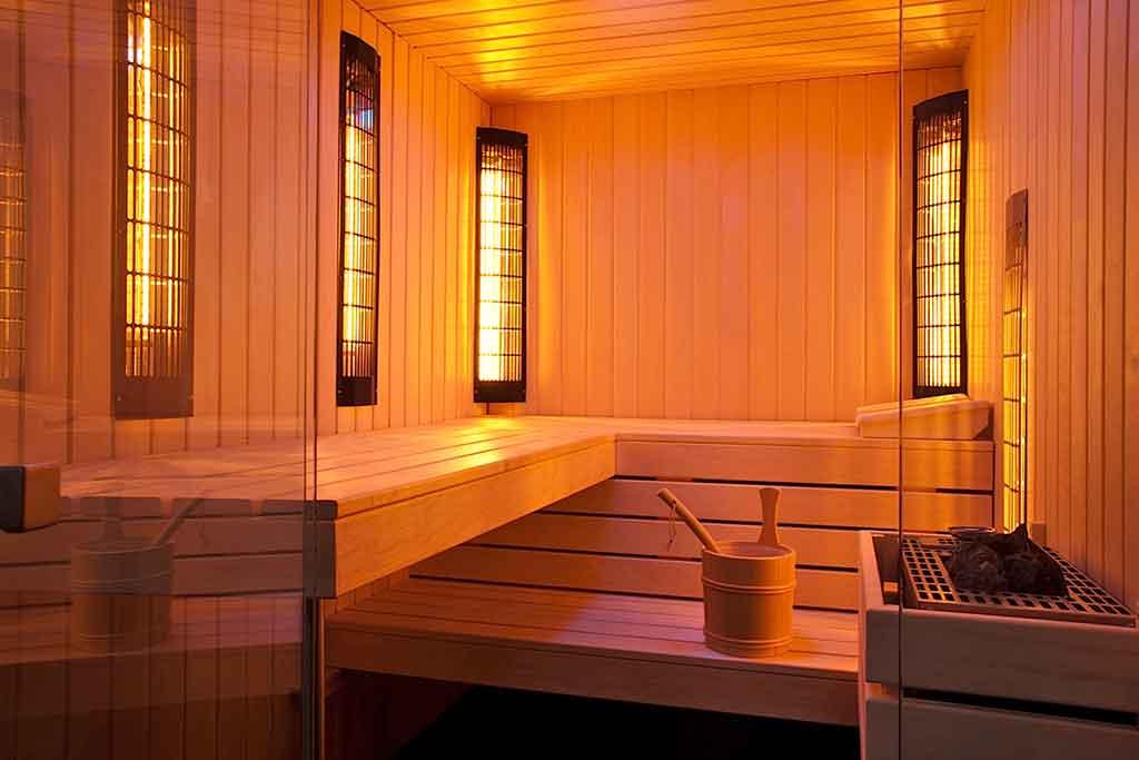 infrarot 6 b r saunabau. Black Bedroom Furniture Sets. Home Design Ideas